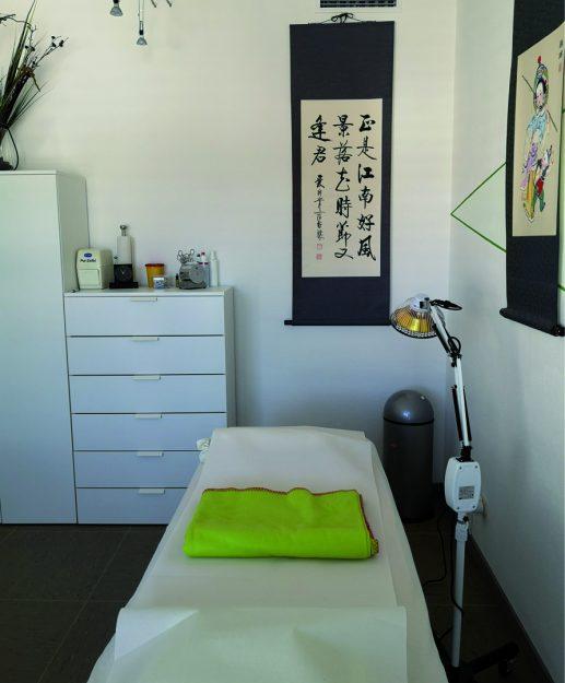 Praxisraum 1, Behandlung